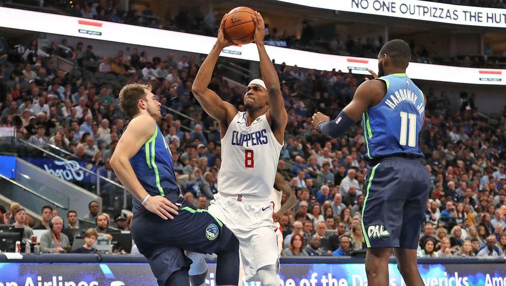 Die Clippers waren eine Nummer zu groß für die Mavs - Bildquelle: AFPGETTY SID
