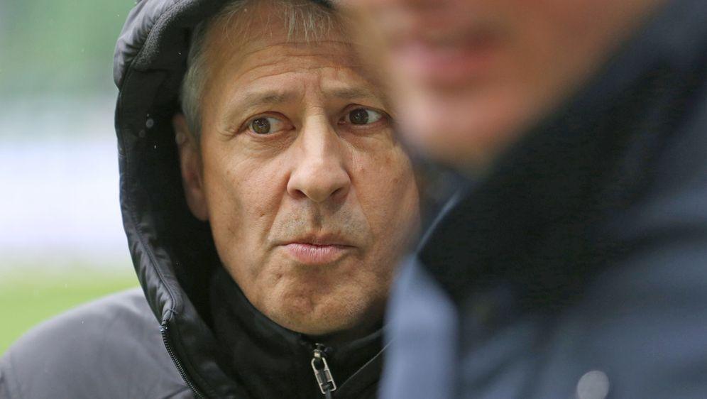 Lucien Favre muss als BVB-Trainer endlich einen Titel holen - Bildquelle: getty