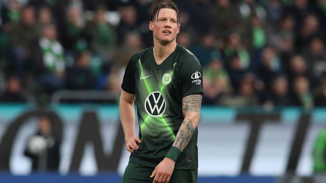Sturm: Wout Weghorst (VfL Wolfsburg)  - Bildquelle: imago