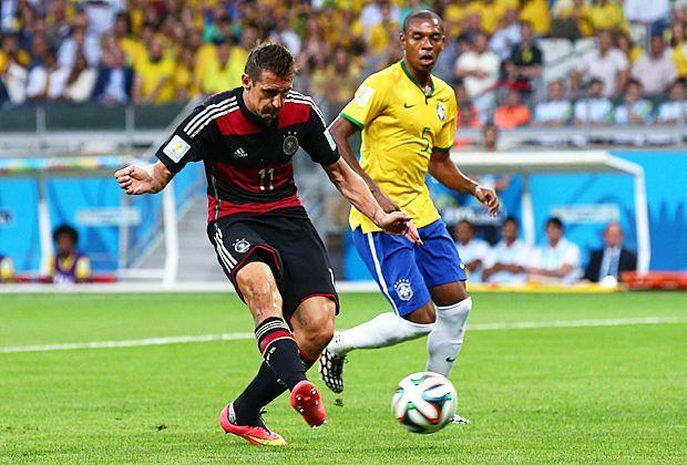 Miroslav Klose - Bildquelle: Getty