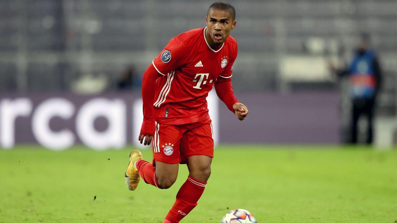 Angriff: Douglas Costa (FC Bayern München)  - Bildquelle: 2020 Getty Images