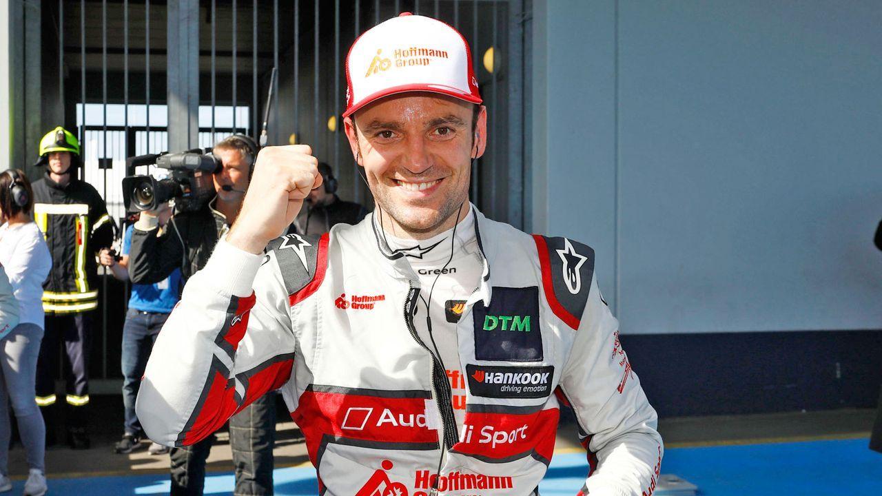 Jamie Green (Audi Sport Team Rosberg)  - Bildquelle: imago