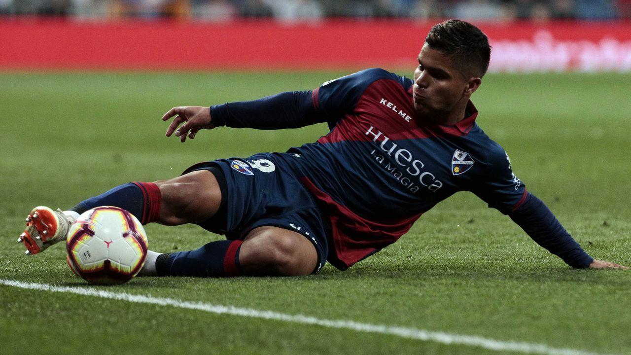Cucho Hernandez (Huesca/Spanien) - 7 Scorerpunkte - Bildquelle: imago images / ZUMA Press