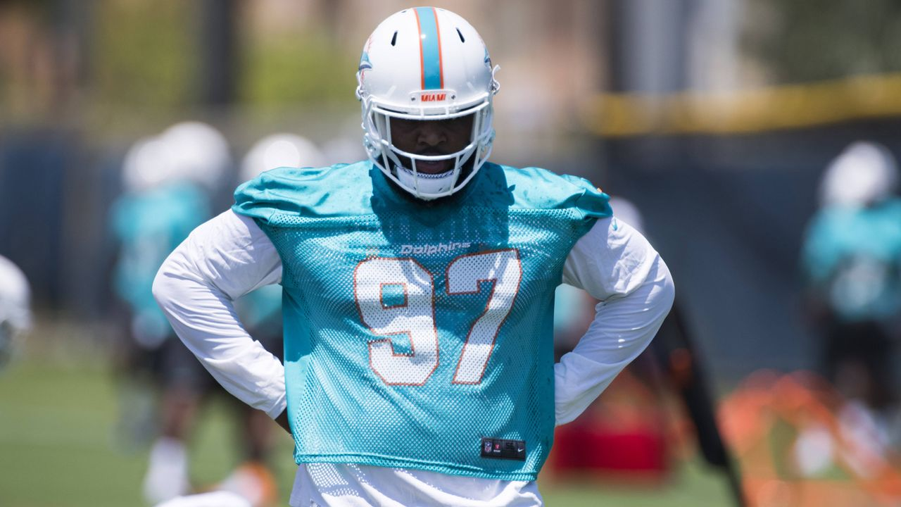 Christian Wilkins (Defensive Tackle, Miami Dolphins) - Bildquelle: imago images / Icon SMI