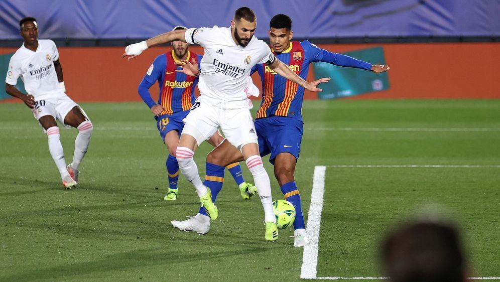 Unter anderem drei Klubs aus Spanien sollen bei der Superliga mit am Start s... - Bildquelle: 2021 Getty Images