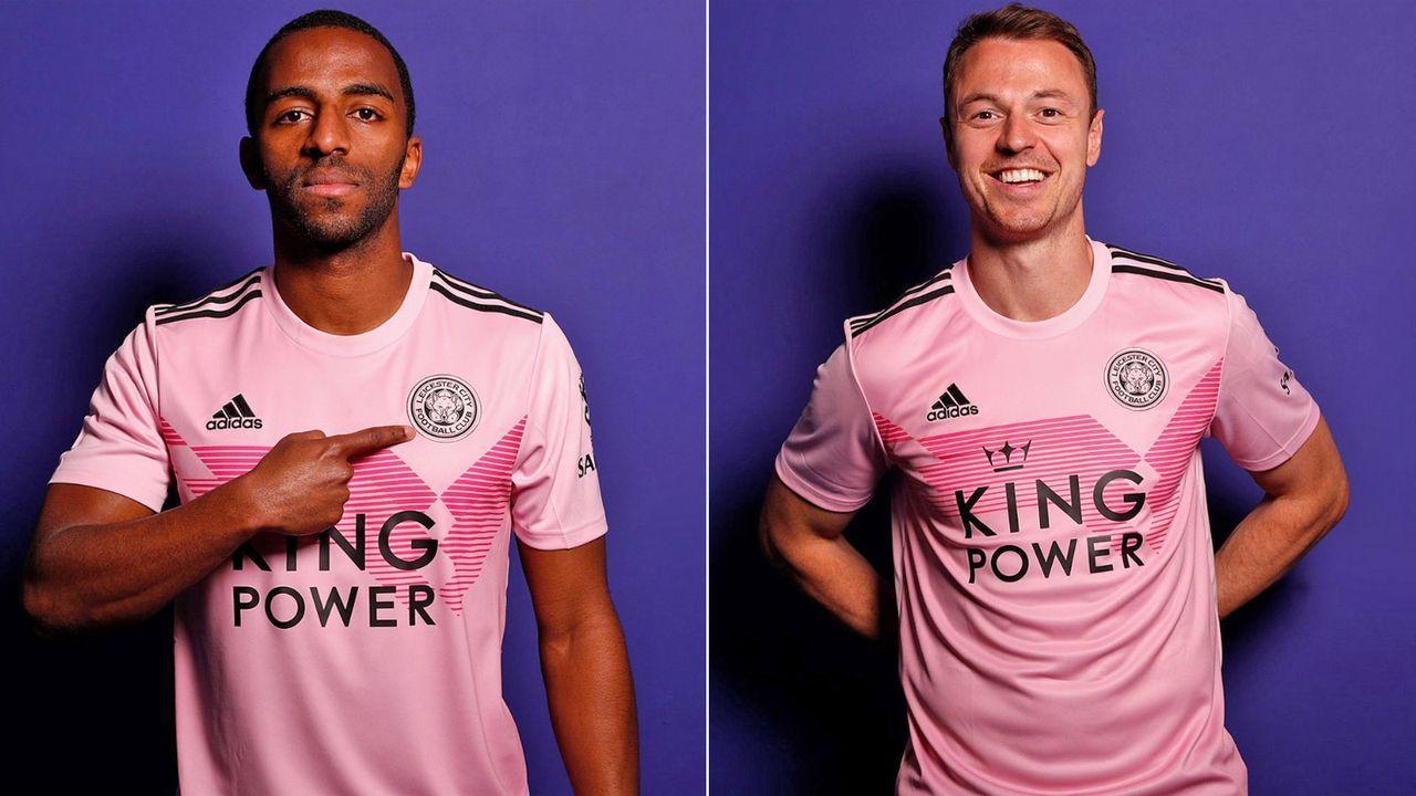 Leicester City - Bildquelle: twitter/lcfc