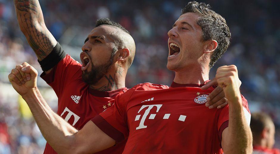 2. Bundesliga-Spieltag (Saison 2015/2016) - Bildquelle: 2015 Getty Images