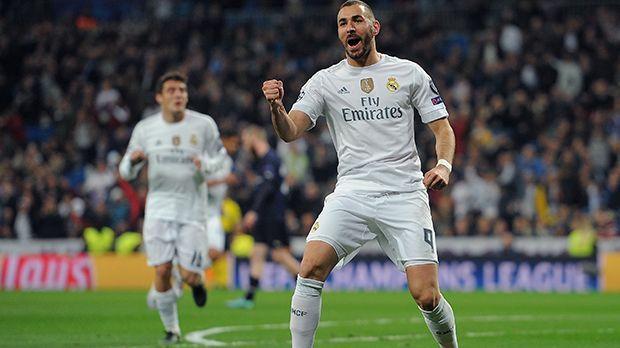 Karim Benzema - Bildquelle: 2015 Getty Images