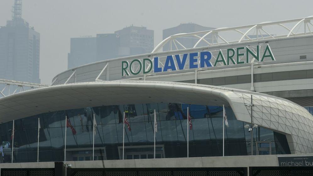 Luftverschmutzung bei Australian Open - Bildquelle: AFPSIDWILLIAM WEST