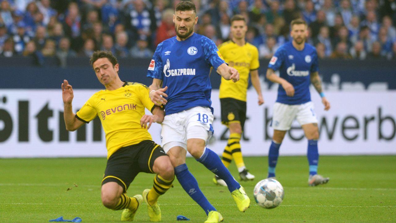 Daniel Caligiuri (Schalke 04) - Bildquelle: imago