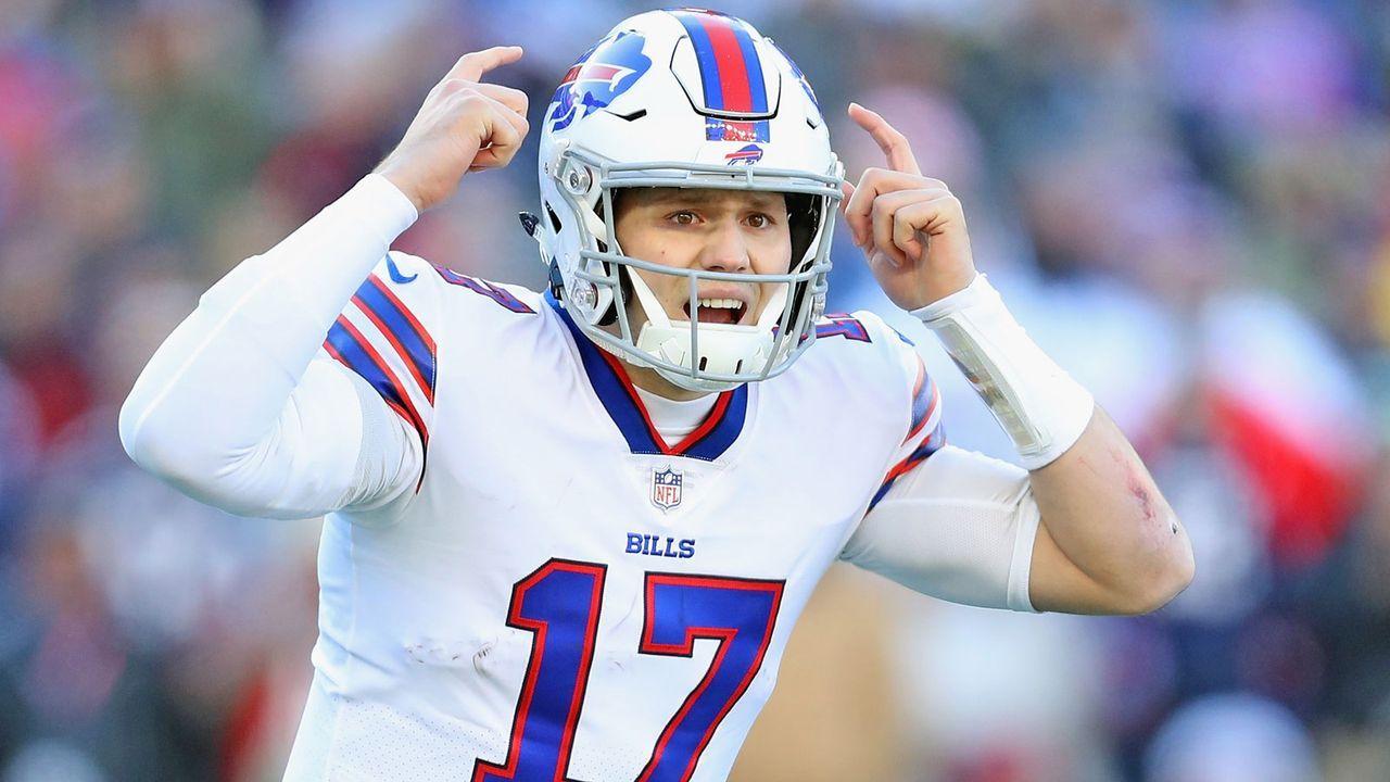 Josh Allen (Buffalo Bills) - Bildquelle: Getty