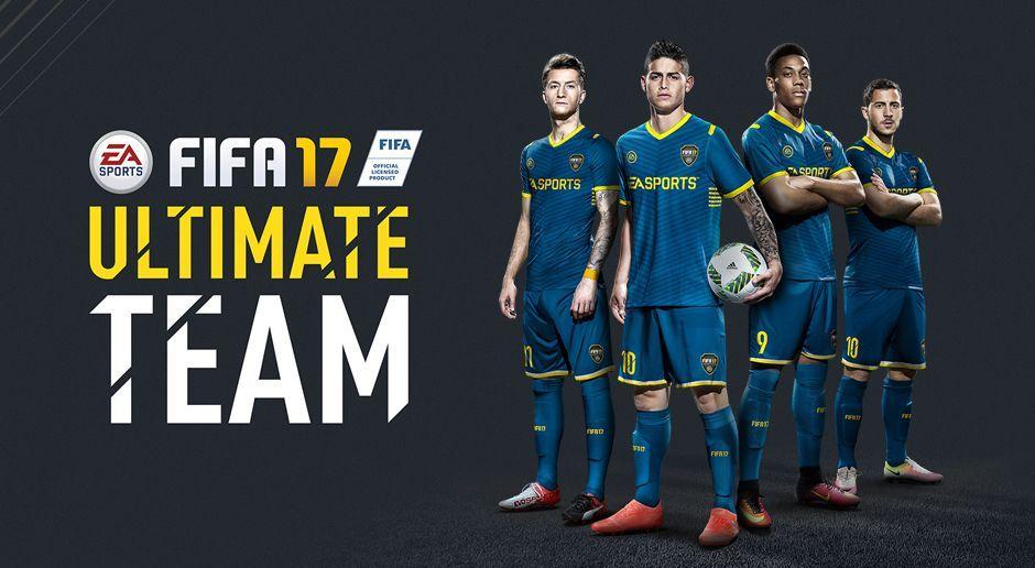 FIFA 17: So funktioniert der FUT-Modus - Bildquelle: EA SPORTS