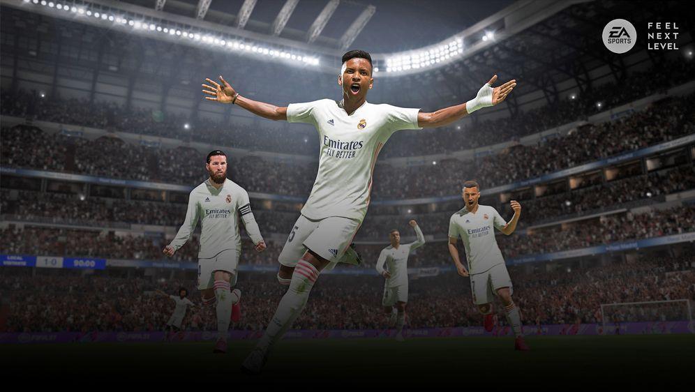 FIFA 21 auf den NextGen-Konsolen: Eine Augenweide - Bildquelle: EA Sports