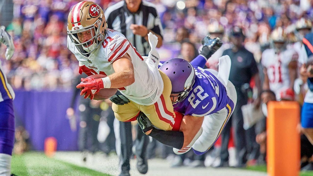 Defense: Minnesota Vikings (20 Punkte) - Bildquelle: imago/Icon SMI