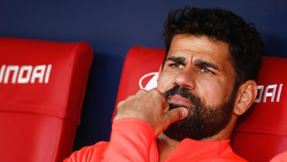 Für Diego Costa ist die Saison damit vorzeitig beendet - Bildquelle: PIXATHLONPIXATHLONSID