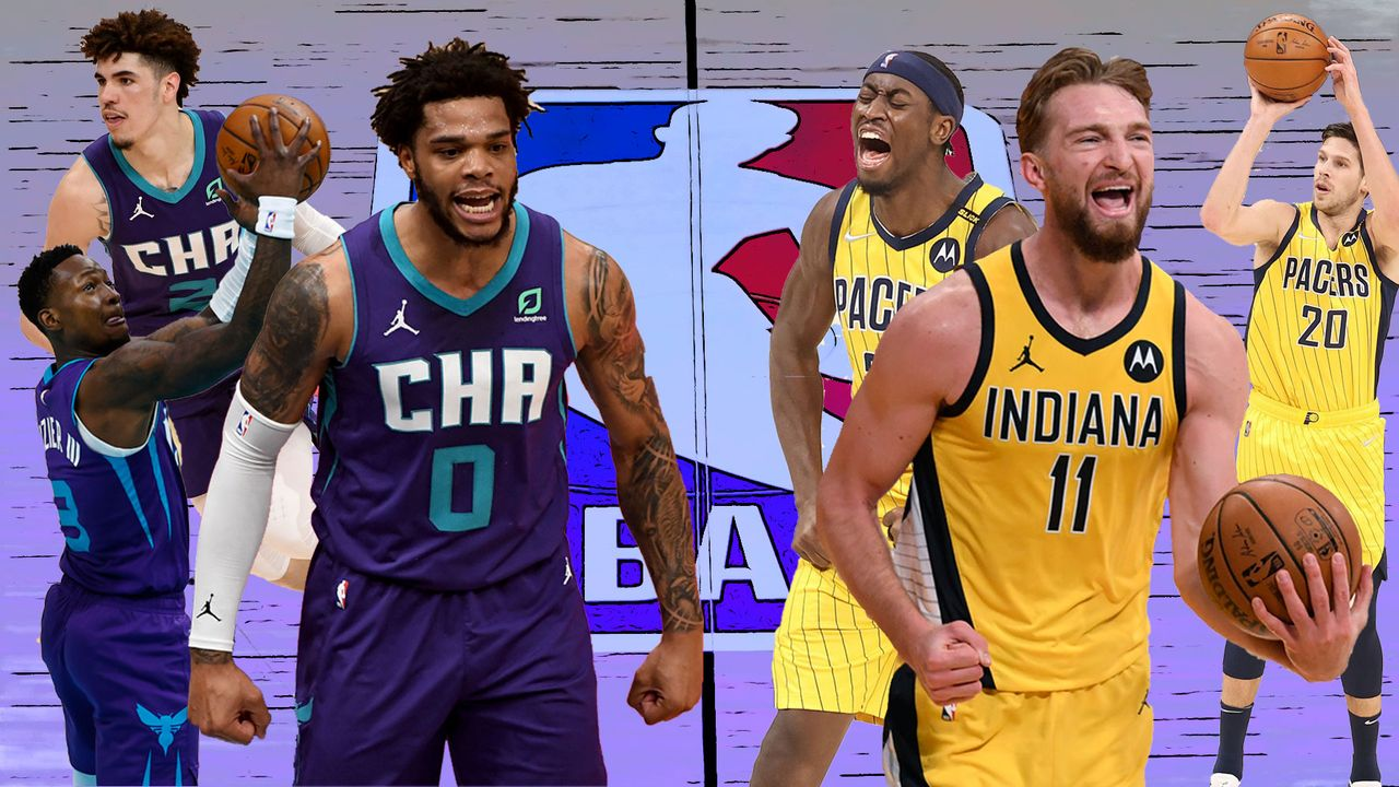 Charlotte Hornets at Indiana Pacers - Bildquelle: 2020 Getty Images