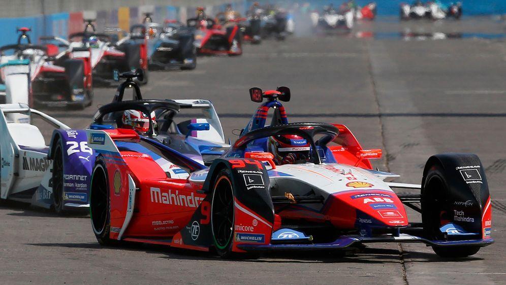 Die Formel E ab 2021 live und exklusiv in SAT.1 und auf ran.de. - Bildquelle: Getty