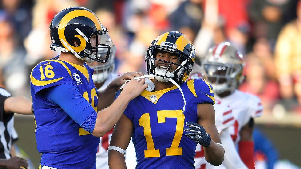 Los Angeles Rams: Robert Woods - Bildquelle: Getty Images