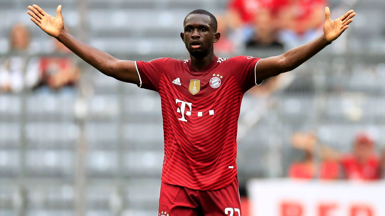 Tanguy Nianzou (FC Bayern) - Bildquelle: imago