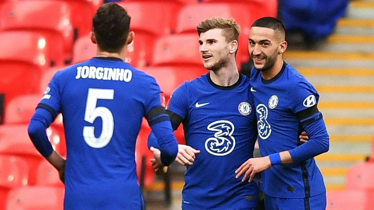 FC Chelsea - Bildquelle: 2021 Getty Images