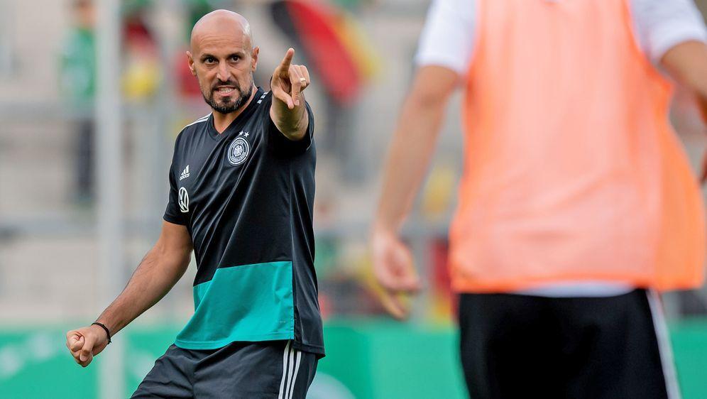 Antonio Di Salvo spricht über seine neue Rolle als Cheftrainer der deutschen... - Bildquelle: 2019 Getty Images
