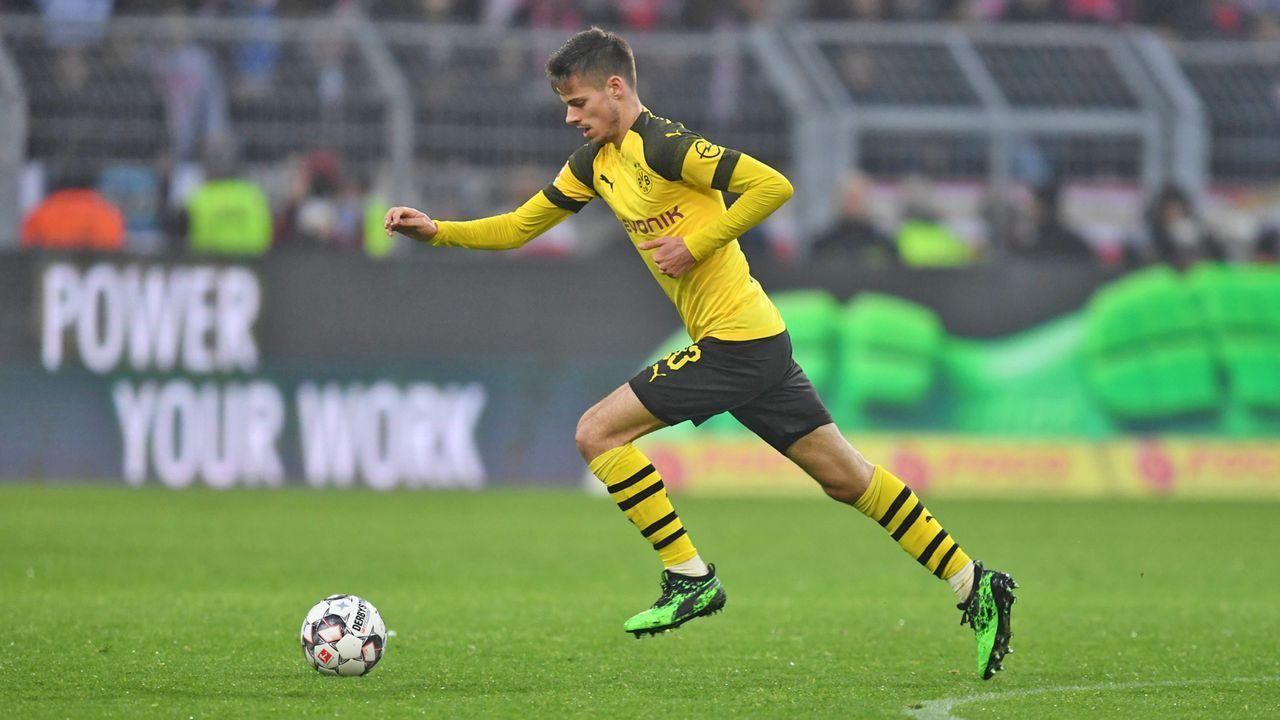 Julian Weigl (Borussia Dortmund) - Bildquelle: imago