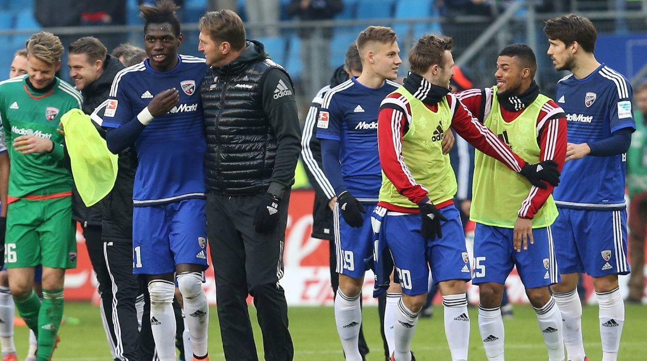 21. Platz: FC Ingolstadt - Bildquelle: imago