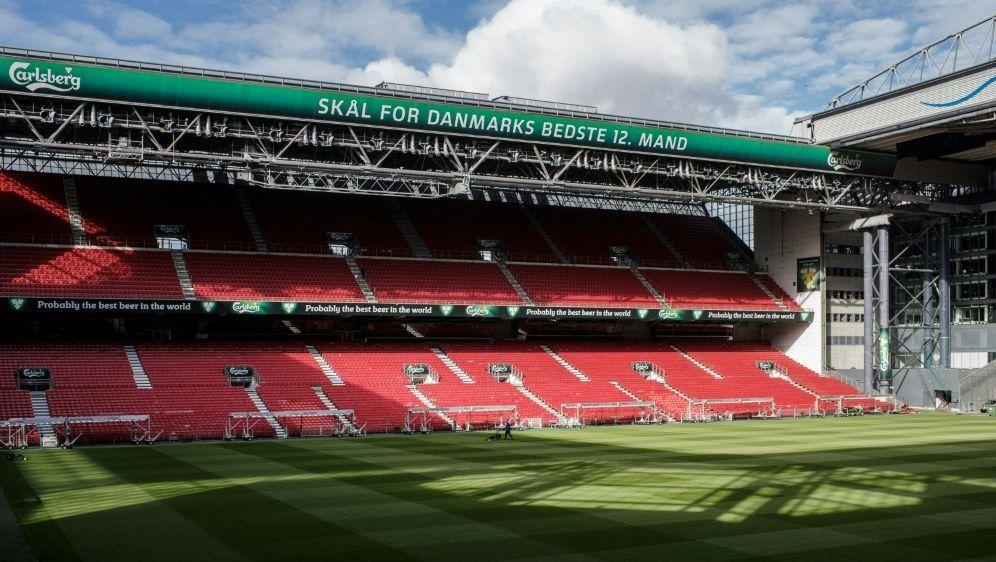 EM: Kopenhagen plant mit bis zu 15.900 Fans - Bildquelle: AFPSIDTHIBAULT SAVARY