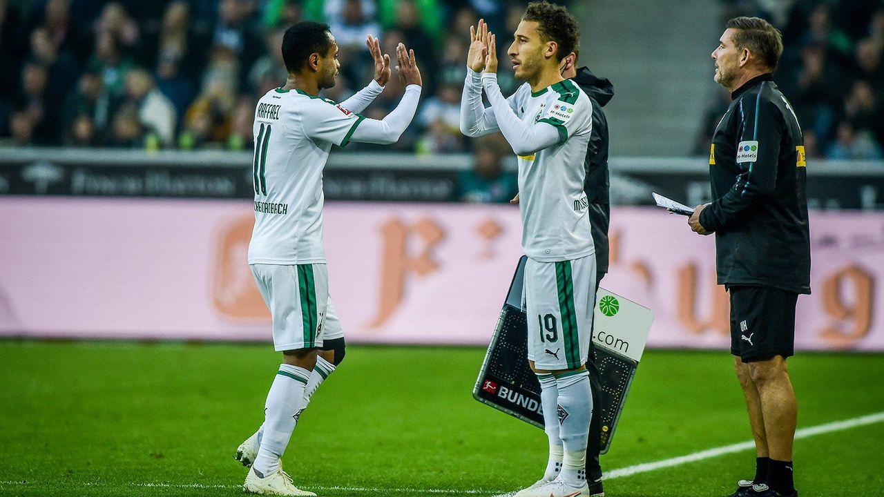 Auslaufende Verträge: Borussia Mönchengladbach - Bildquelle: Imago