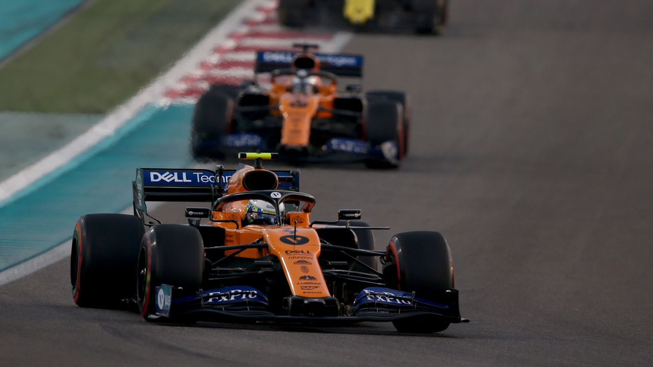 """""""Best of the rest"""": McLaren - Bildquelle: 2019 Getty Images"""