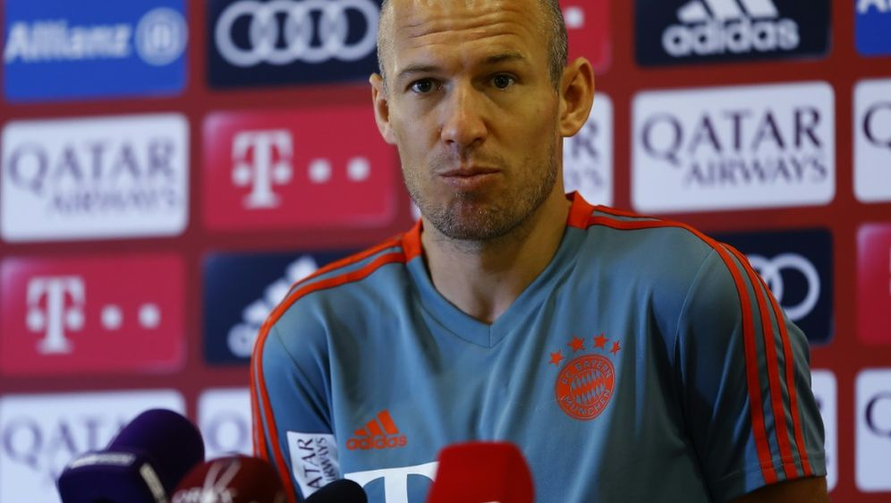 Robben absolvierte sein letztes Spiel im November 2018 - Bildquelle: AFPSIDKARIM JAAFAR