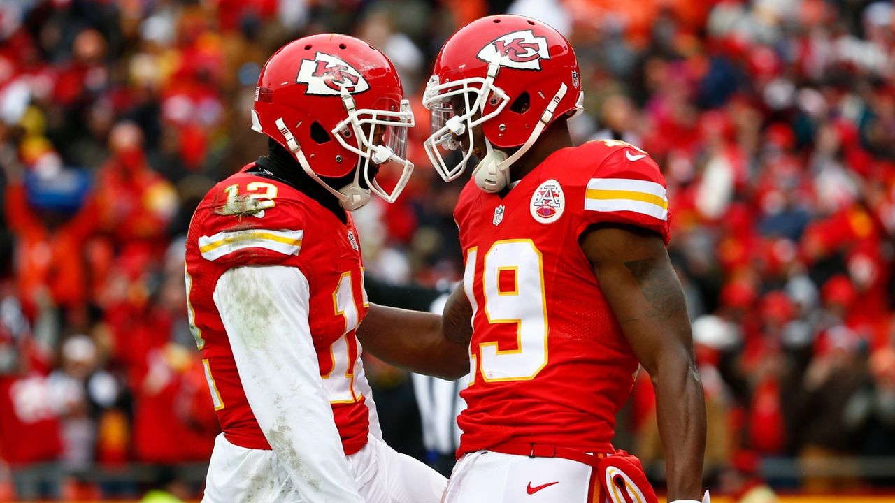 Kansas City Chiefs: 10 Siege (2015) - Bildquelle: 2015 Getty Images