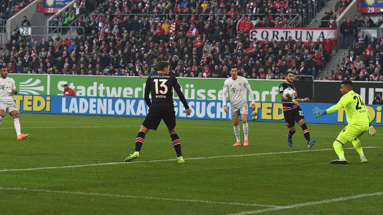 Zack Steffen (Fortuna Düsseldorf)  - Bildquelle: imago images/Horstmüller