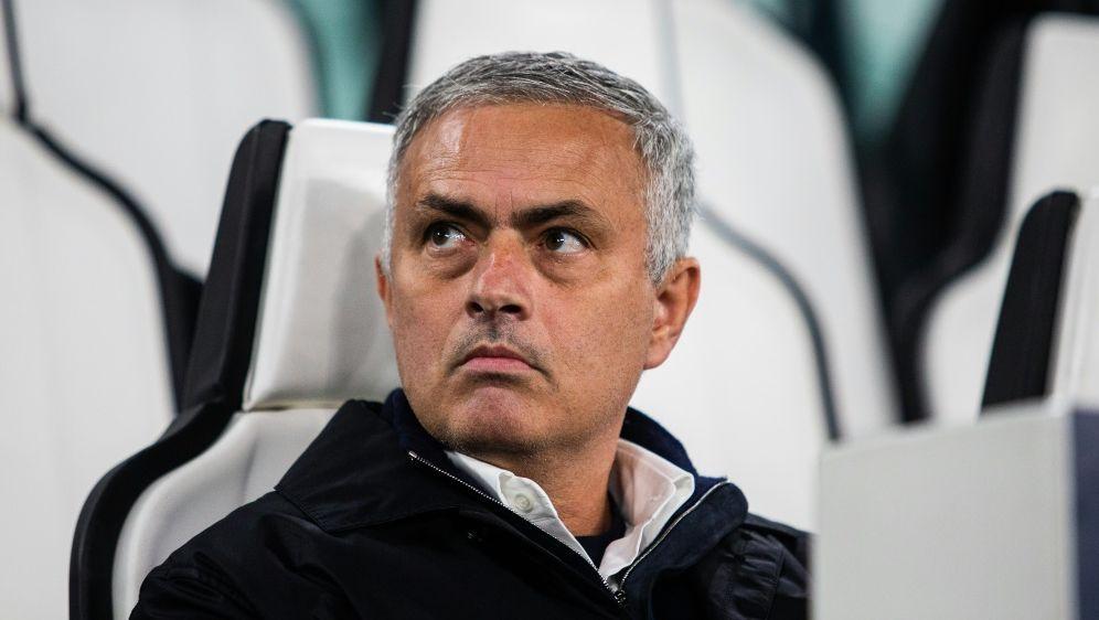 Jose Mourinho sieht sich als Nationaltrainer - Bildquelle: PIXATHLONPIXATHLONSID