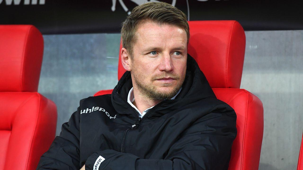 Maik Franz (Leiter Lizenzbereich, 1. FC Magdeburg) - Bildquelle: imago images/Revierfoto
