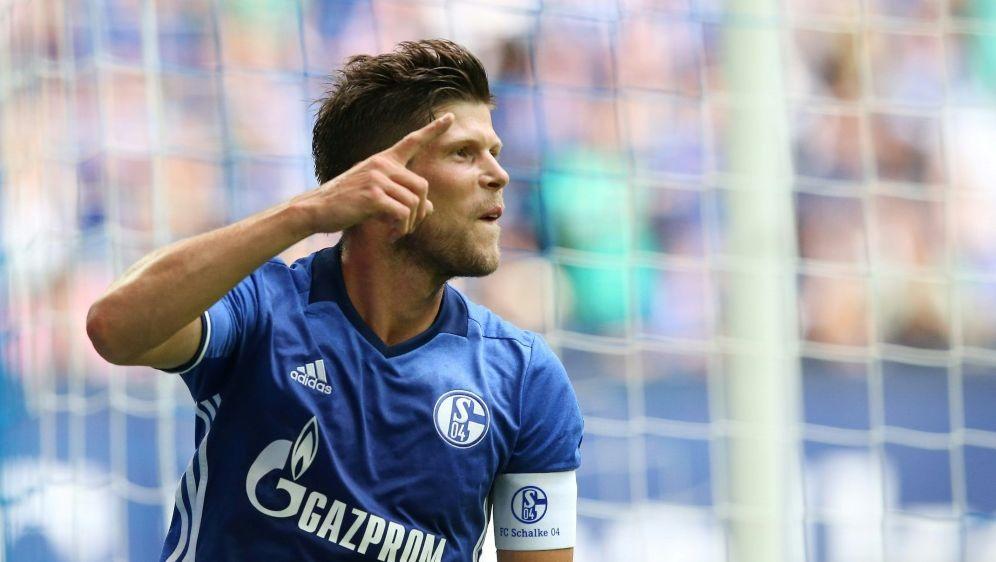 Schalke 04 holt Stürmer Klaas-Jan Huntelaar zurück - Bildquelle: FIROFIROSID