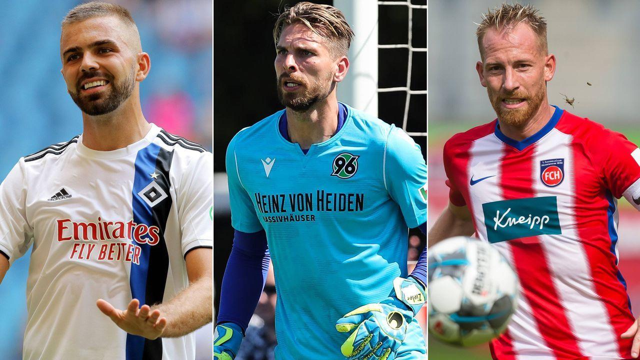 Top-Elf der 2. Bundesliga der Saison 2019/20 - Bildquelle: Imago
