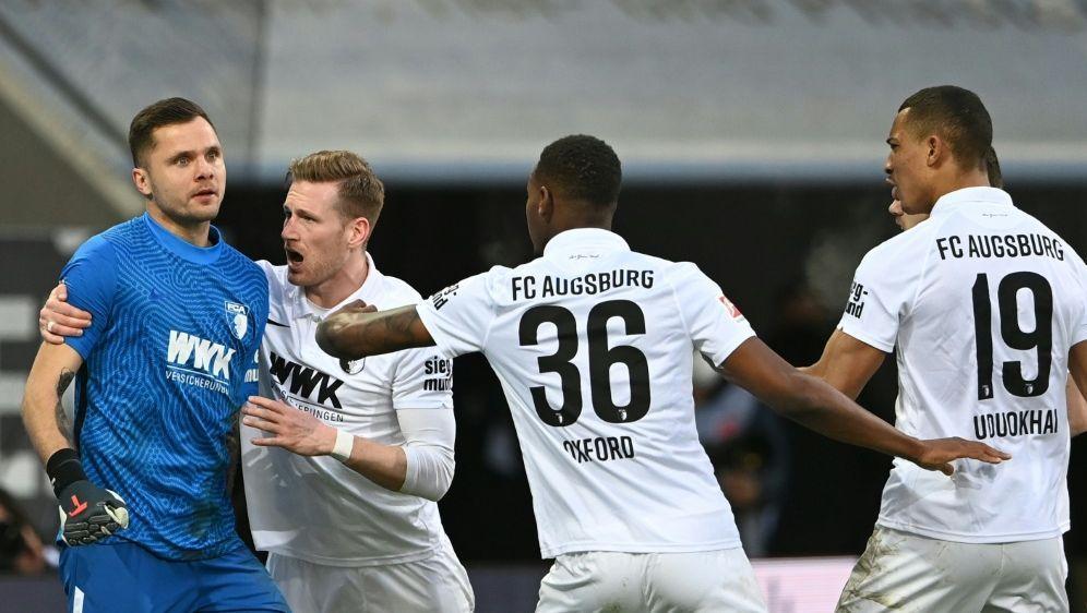 Augsburg gewinnt gegen Union - Bildquelle: AFPSIDCHRISTOF STACHE
