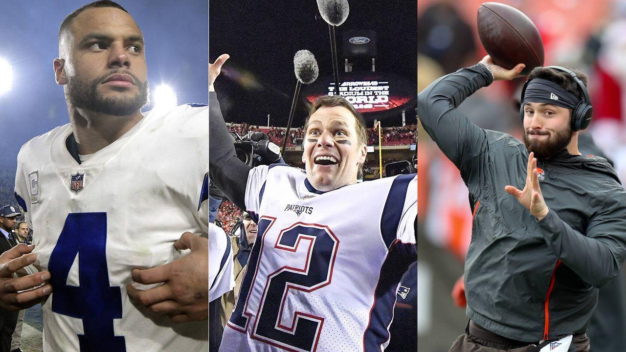 So viel Geld verdienen die NFL-Stars durch Werbeverträge der Liga - Bildquelle: imago