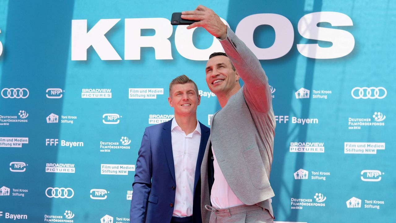 Toni Kroos - Bildquelle: imago images / APress