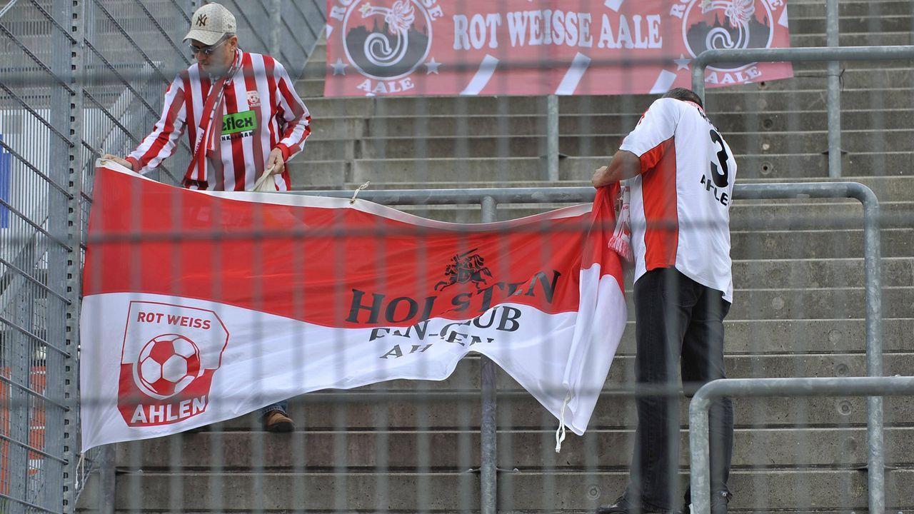 2011/12: Rot Weiß Ahlen - Bildquelle: imago sportfotodienst
