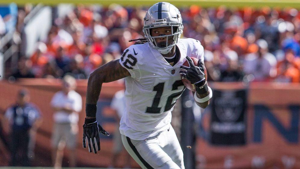 Martavis Bryant spielte zuletzt für die Oakland Raiders. - Bildquelle: imago