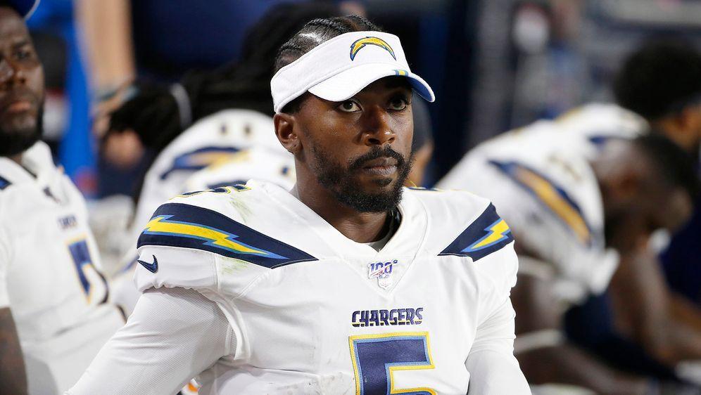 Tyrod Taylor könnte der neue Starting Quarterback der Los Angeles Chargers w... - Bildquelle: 2019 Getty Images