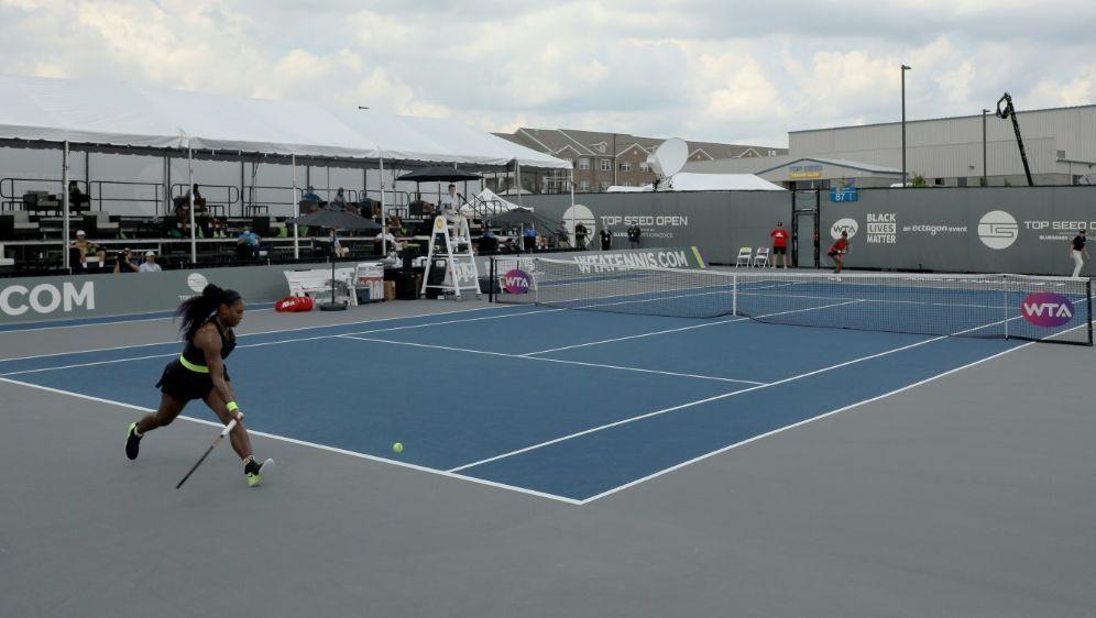 Serena gewinnt Schwesternduell gegen Venus Williams - Bildquelle: AFPGETTY SIDDylan Buell