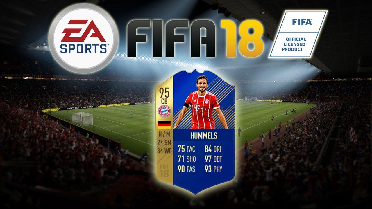 Mats Hummels - Bildquelle: EA Sports