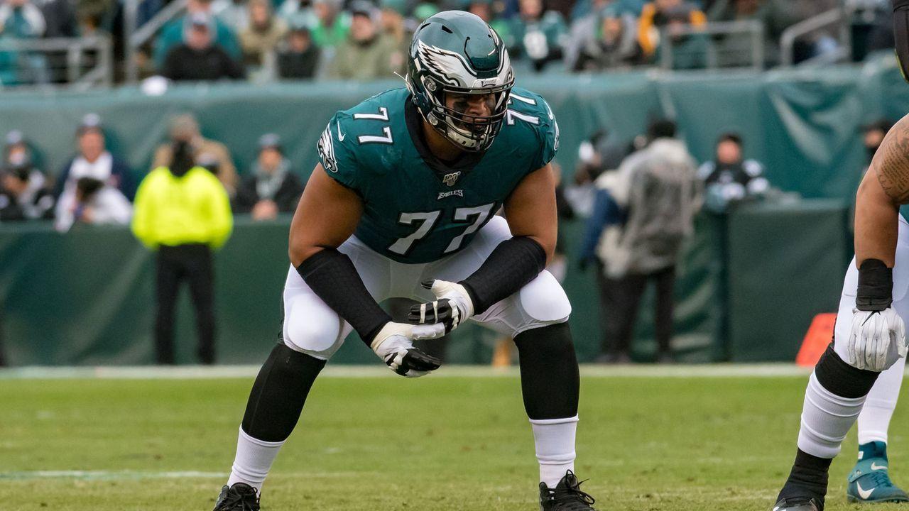 Andre Dillard (Philadelphia Eagles) - Bildquelle: imago images/Icon SMI