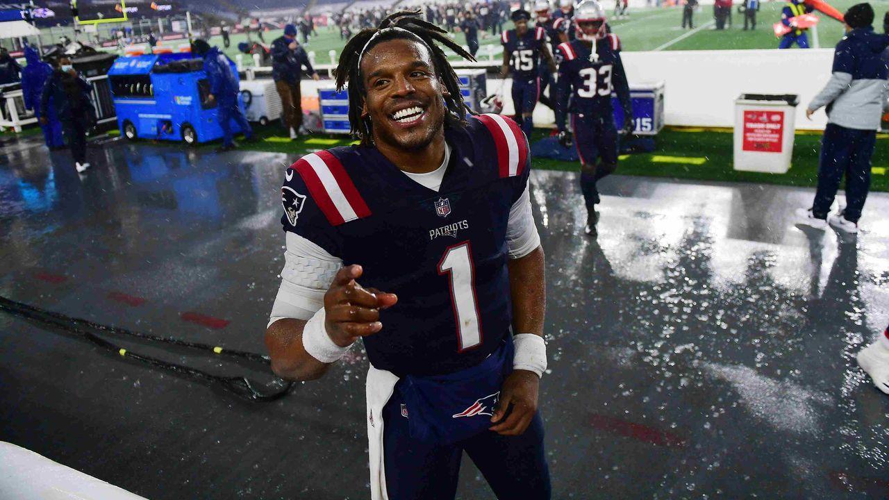 Gewinner: New England Patriots - Bildquelle: getty