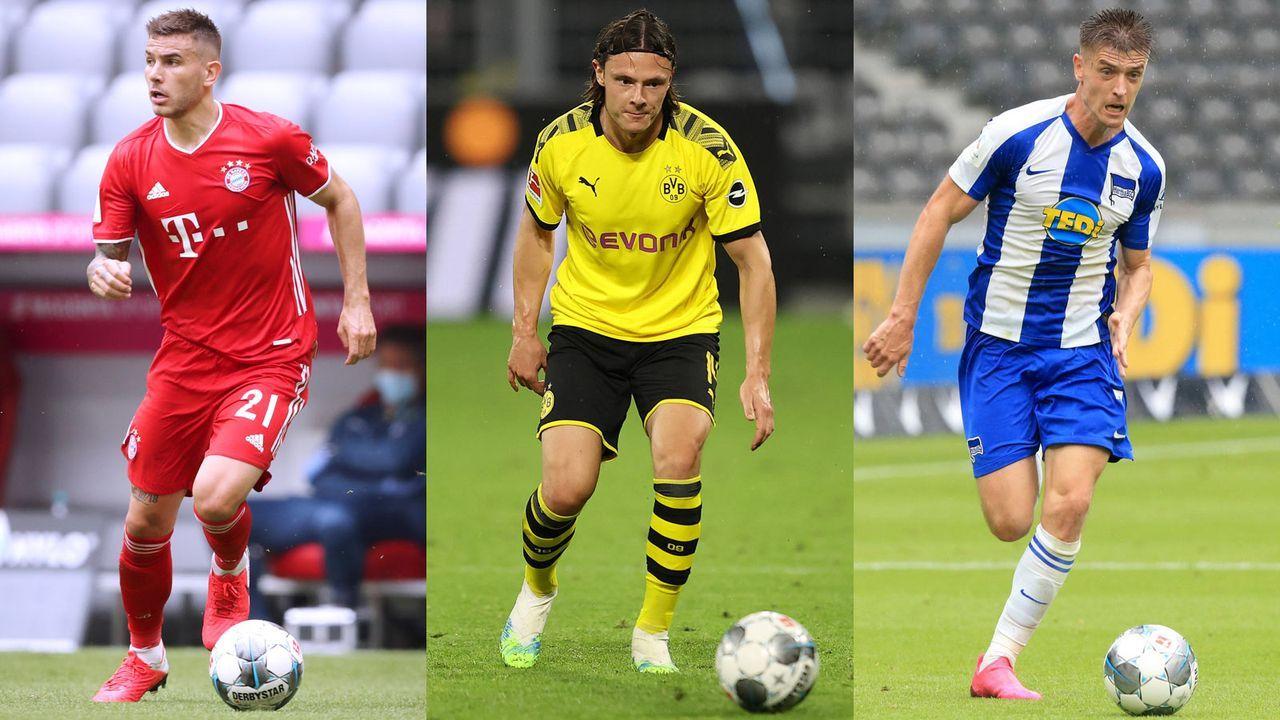 Hernández, Schulz und Co.: Diese Spieler müssen sich in der kommenden Saison beweisen - Bildquelle: imago