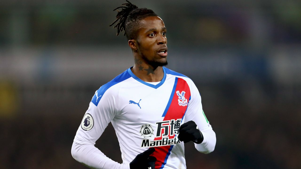 Wilfried Zaha (Crystal Palace)  - Bildquelle: imago images/ZUMA Press