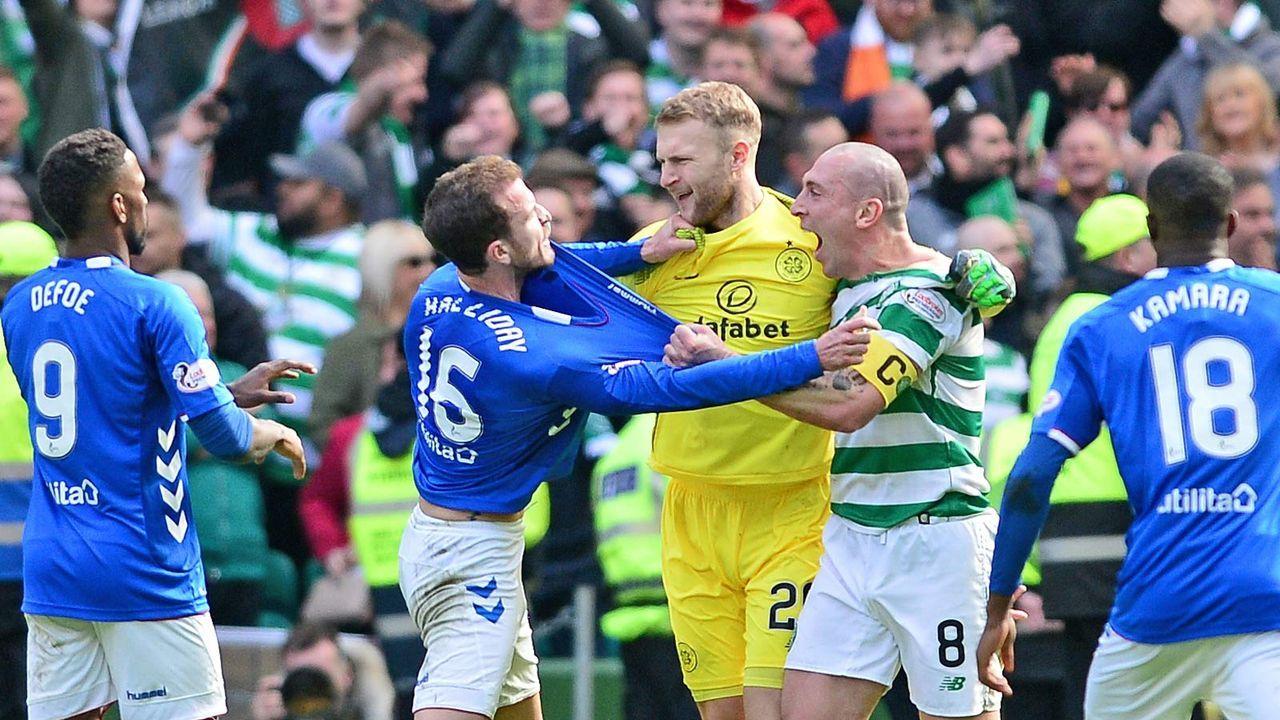 Scott Brown: Der emotionale Leader von Celtic Glasgow - Bildquelle: Getty